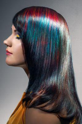 Мелирование волос сколько стоит в красноярске